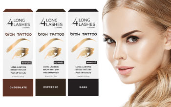 AA Cosmetics Long4Lashes Brow Tattoo permanentne brwi