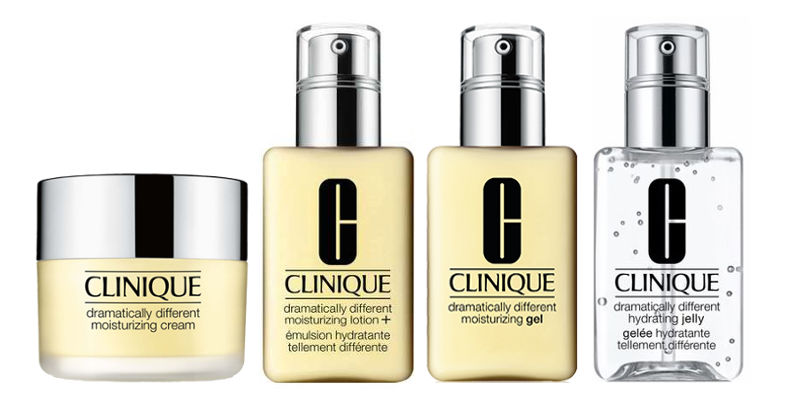 clinique dramatically different gama