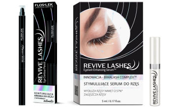 Flos-Lek Revive Lashes nowa kredka do oczu