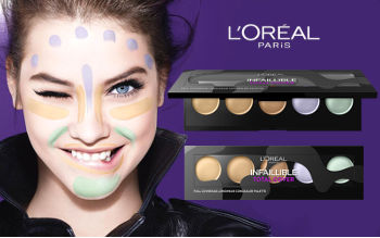 L'oreal Paris Infaillible Total Cover paleta korektorów