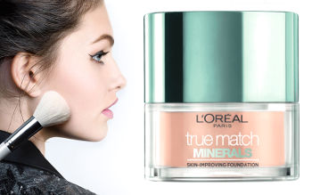 L'Oreal Paris True Match pudry mineralne do makijażu