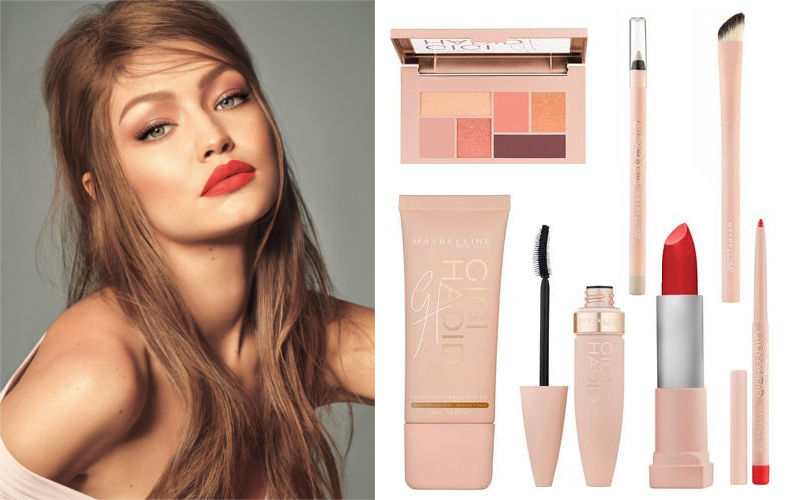 Maybelline Gigi Hadid West Coast