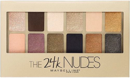 maybelline 24k-nudes