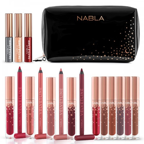 nabla holiday collection