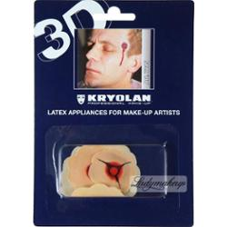 KRYOLAN - LATEX APPLIANCES FOR MAKE-UP ARTISTS - Rana postrzałowa - Art. 7215