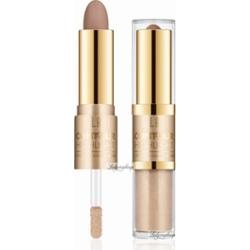 MILANI - Contour & Highlight Cream & Liquid Duo - Zestaw do konturowania twarzy - 03 NATURAL/MEDIUM