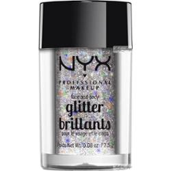 NYX Professional Makeup - Glitter Brillants - Brokat do twarzy i ciała - 08
