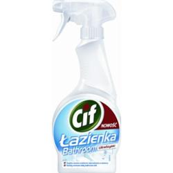 Cif Ultraszybki spray do łazienki 500ml