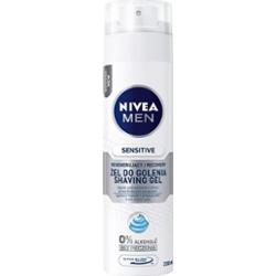 Nivea for Men Sensitive Recovery żel do golenia 200ml