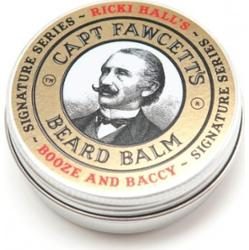 Captain Fawcett edycja Ricki Hall Booze & Baccy balsam do brody 60ml