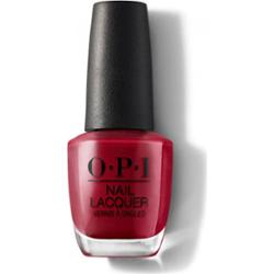 OPI Nail Lacquer CHICK FLICK CHERRY Lakier do paznokci (NLH02)