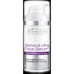 Bielenda Professional DIAMOND LIFTING FACE SERUM Diamentowe serum liftingujące do twarzy