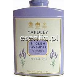Yardley Lavender Talk do ciała 200 g