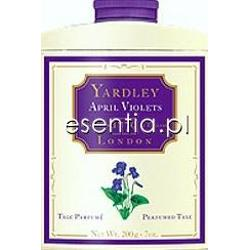 Yardley April Violets (Fiołek) Talk do ciała 200 g