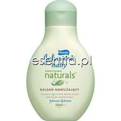 Johnson's baby Soothing Naturals Balsam nawilżający 250 ml