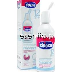 Chicco Nasonet Kropelki do noska w sprayu 125 ml