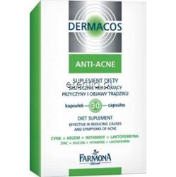 Farmona DermaCos Anti Acne Suplement diety op./ 30 szt.