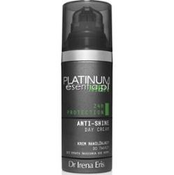 Dr Irena Eris Platinum Men Anti-Shine Day Cream Krem nawilżający do twarzy 50 ml