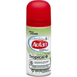 Autan  Tropical Soft spray przeciw komarom 100 ml
