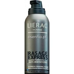 Lierac  Homme Rasage Express Pianka do golenia 150 ml