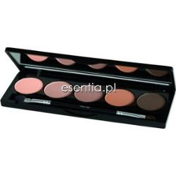 IsaDora  Paleta cieni do powiek Eye Shadow Palette 5 g