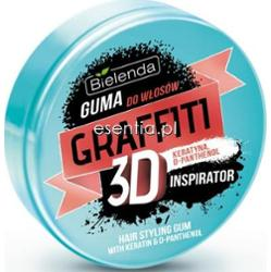 Bielenda  Graffiti 3D Guma do włosów Inspirator 100 ml
