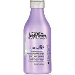 L'Oreal Professionnel Serie Expert Liss Unlimited Szampon 250 ml
