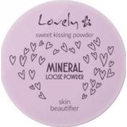 Lovely Mineral Loose Powder transparentny puder mineralny