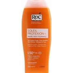 RoC Soleil Protexion+ High Tolerance Body Sun Lotion SPF 50+ - balsam ochronny 200 ml
