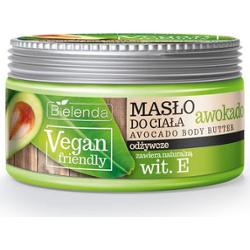 Bielenda Vegan Friendly Awocado Masło Do Ciała 250ml