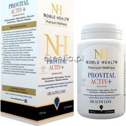 Noble Health  Suplement diety Provital Activ +