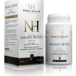 Noble Health  Suplement diety Double Detox