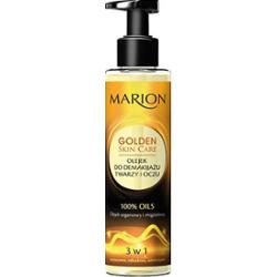 Marion  Golden Skin Care Olejek do demakijażu twarzy i oczu 100% Oils 150 ml